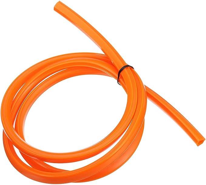 1 m negro/naranja/azul 2020, perfil de aluminio, cubierta de ...