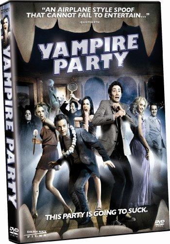 DVD : Vampire Party (DVD)
