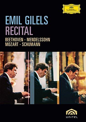 Emil Gilels: Recital by Deutsche Grammophon
