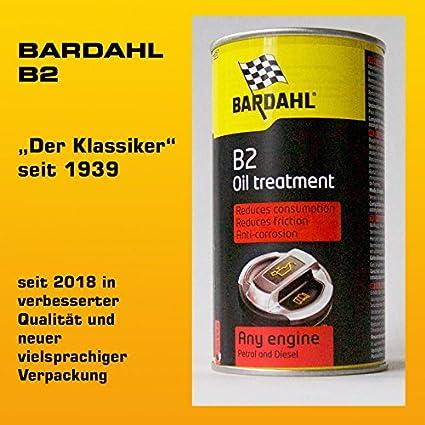 Bardahl Additivo Oil Treatment B2