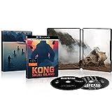 Kong Skull Island Ultra HD Blu-ray Steelbook Canadian