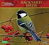 National Geographic Backyard Birds 2018 Wall Calendar