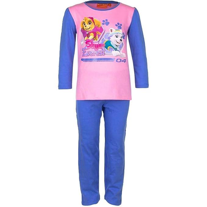Nickelodeon Paw Patrol Skye, Conjuntos de Pijama para Niñas: Amazon.es: Ropa y accesorios