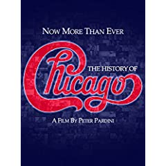 Now More Than Ever: The History Of Chicago coming to DVD on October 13th from MVD Entertainment Group