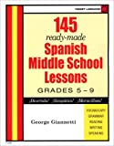 img - for Spanish Middle School Lesson Plans (Spanish Edition) book / textbook / text book