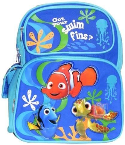 Finding Nemo Medium 14.5 Backpack