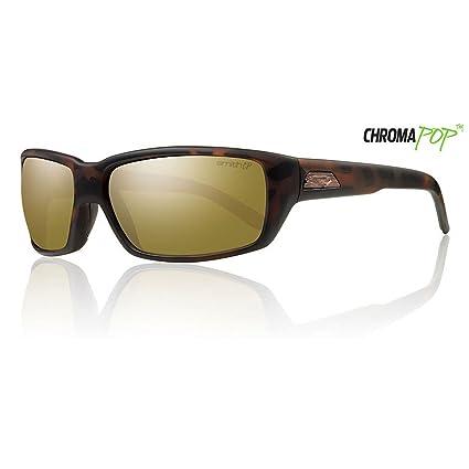 2b4a5bebf2c Amazon.com  Smith Backdrop Sunglasses - Polarized ChromaPop Matte ...