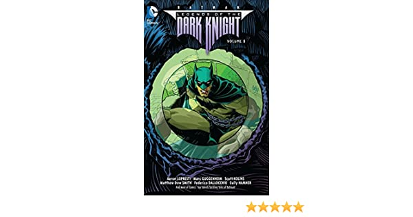 Batman: Legends of the Dark Knight Vol. 5: Ron Marz, Pete ...