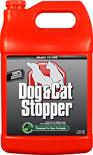 Messina Wildlife WW-U-128   Dog & Cat Stopper Refill Pest Repellant, 1 gallon