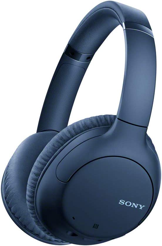 Amazon.com: Sony Noise Cancelling Headphones WHCH710N: Wireless Bluetooth Over the Ear Headset with Mic for Phone-Call, Blue (Amazon Exclusive): Electronics