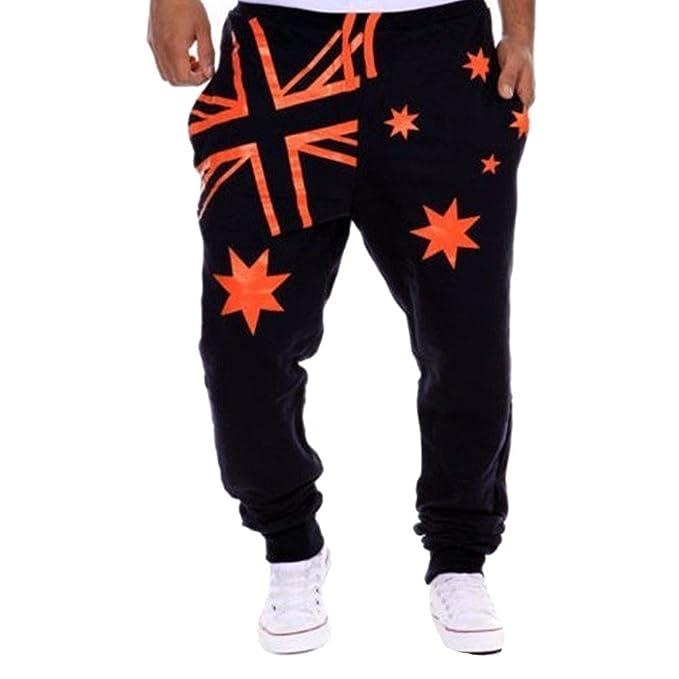 Pantalones de chándal para hombre becb8519bec