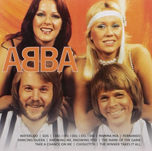 Icon: Abba by ABBA (2010-08-31) (Abba Icon)
