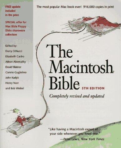 The Macintosh Bible