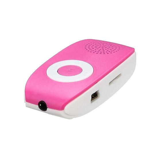 TwoCC Electrónica de consumo, Clip USB Reproductor de MP3 ...