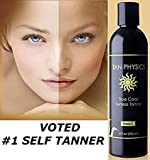 Tan Physics True Color Rated #1 Sunless Tanner Tanning Lotion