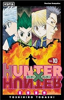 Hunter X Hunter, tome 10 par Togashi