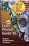 The New Lean Pocket Guide XL, Don Tapping, 0977072010
