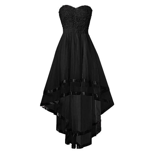 Amazon Fashion Womens Strapless Sexy Dressesamydong Tube Top