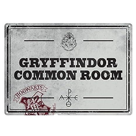 Harry Potter Gryffindor de ~ Pequeño de pared para placa ...