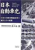 日本自動車史〈2〉日本の自動車関連産業の誕生とその展開
