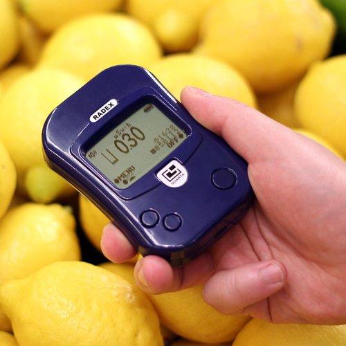 radiation measurement - 5