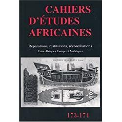 Cahiers D Etudes Africaines