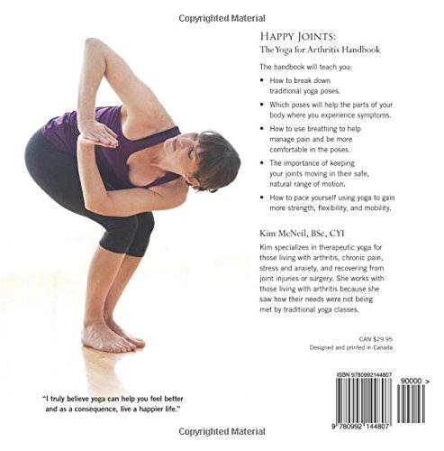 Happy Joints: Yoga for Arthritis Handbook: Amazon.es: Ms ...