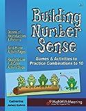 Building Number Sense, Catherine Jones Kuhns, 193402659X