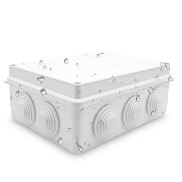 Large Junction Boxes Connection Box Outdoor Waterproof Electrical Enclosure ABS