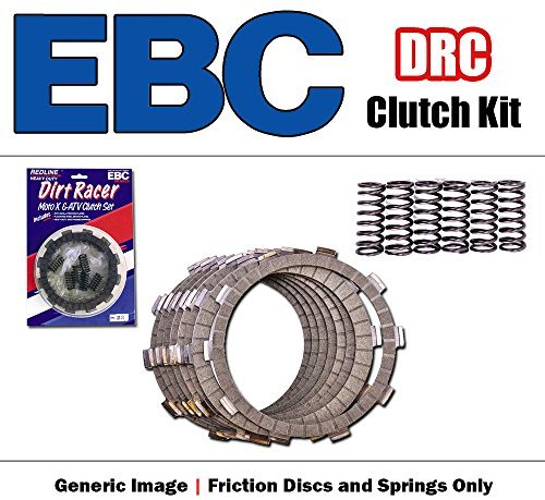 EBC Brakes DRC90 ATV/Motocross Dirt Racer Clutch Set [並行輸入品]   B07PDK3GYC