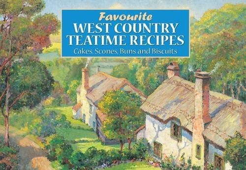 Download Favourite West Country Teatime Recipes pdf epub