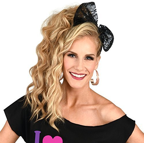 80s style hair bows 80s costumes for at 80sfashion clothing 2982