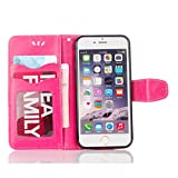 IKASEFU Compatible with ipod Touch 5/6 Case,Shiny