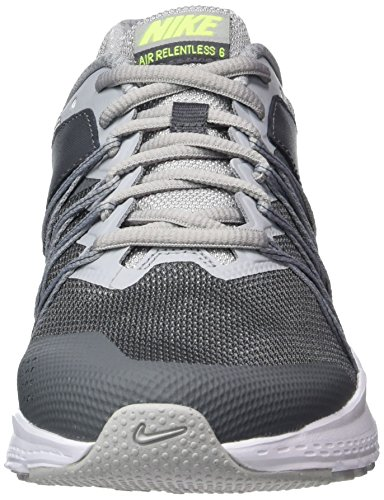wolf Chaussures Homme dark volt Running gris Nike Compétition Relentless De Grey 000 white Air Grey 6 Gris OqtAt10