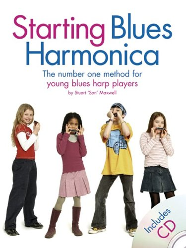Starting Blues Harmonica: Young Player Edition ebook