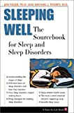Sleeping Well, Jan Yager and Michael J. Thorpy, 0816040907