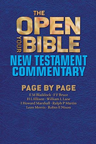 Open Bible Pdf