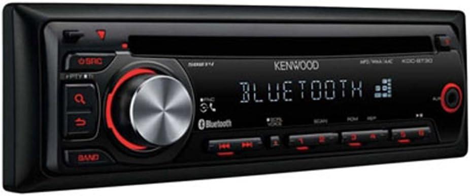 Kenwood Kdc Bt 30 Cd Mp3 Tuner Schwarz Elektronik