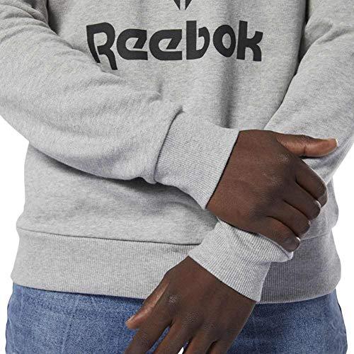 Reebok Starcrest Sweat Ft Big Homme Gris Ac 71Uqw7SxrC