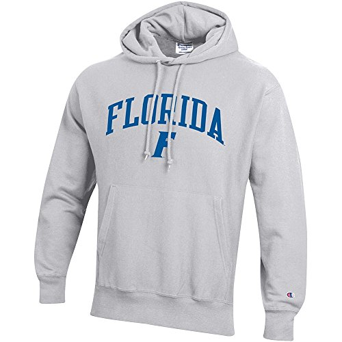 - Elite Fan Shop Florida Gators Reverse Weave Hooded Sweatshirt Gray - XXL
