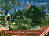 img - for Salem: Cornerstones of a Historic City book / textbook / text book