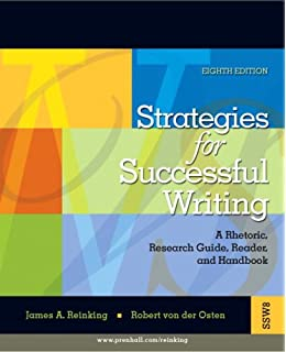 Successful strategies pdf for edition writing 9th