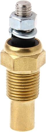 Capteur de temp/érature 1//8 NPT pour eau et huile