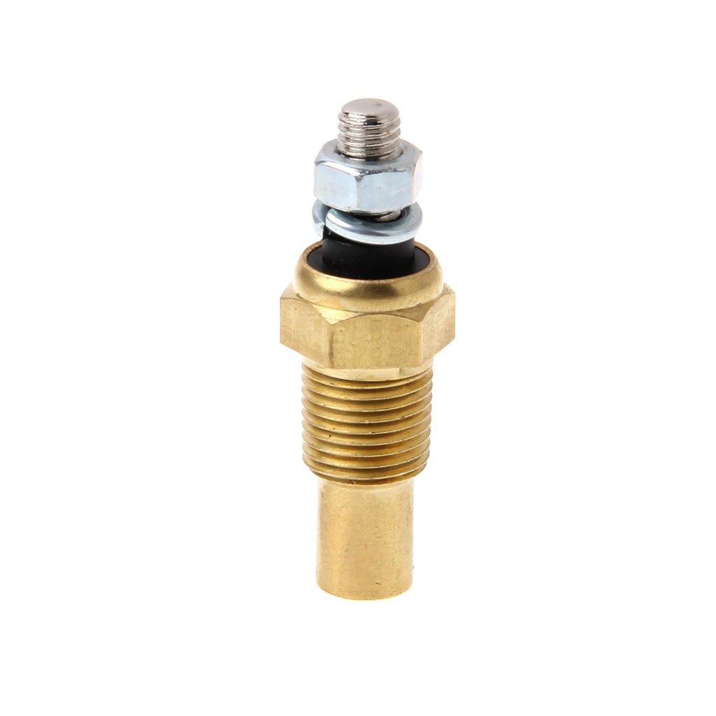 1//8 NPT Temperature Temp Sensor Water Oil Unit Sender Gauge Electric Sender VDO