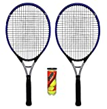 Browning Tennis Set incl 2 Adult Rackets + 3 Balls