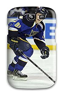 Hot Fashion JGNcHEg9321XUjsA Design Case Cover For Galaxy S3 Protective Case (st-louis-blues Hockey Nhl Louis Blues (46) )