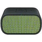 UE MINI BOOM - Altavoz portátil de 3 W (Bluetooth, NFC, USB, 3.5 mm), color negro y verde
