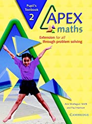 Apex Maths 2 Pupil's Textbook: Extension for all through Problem Solving