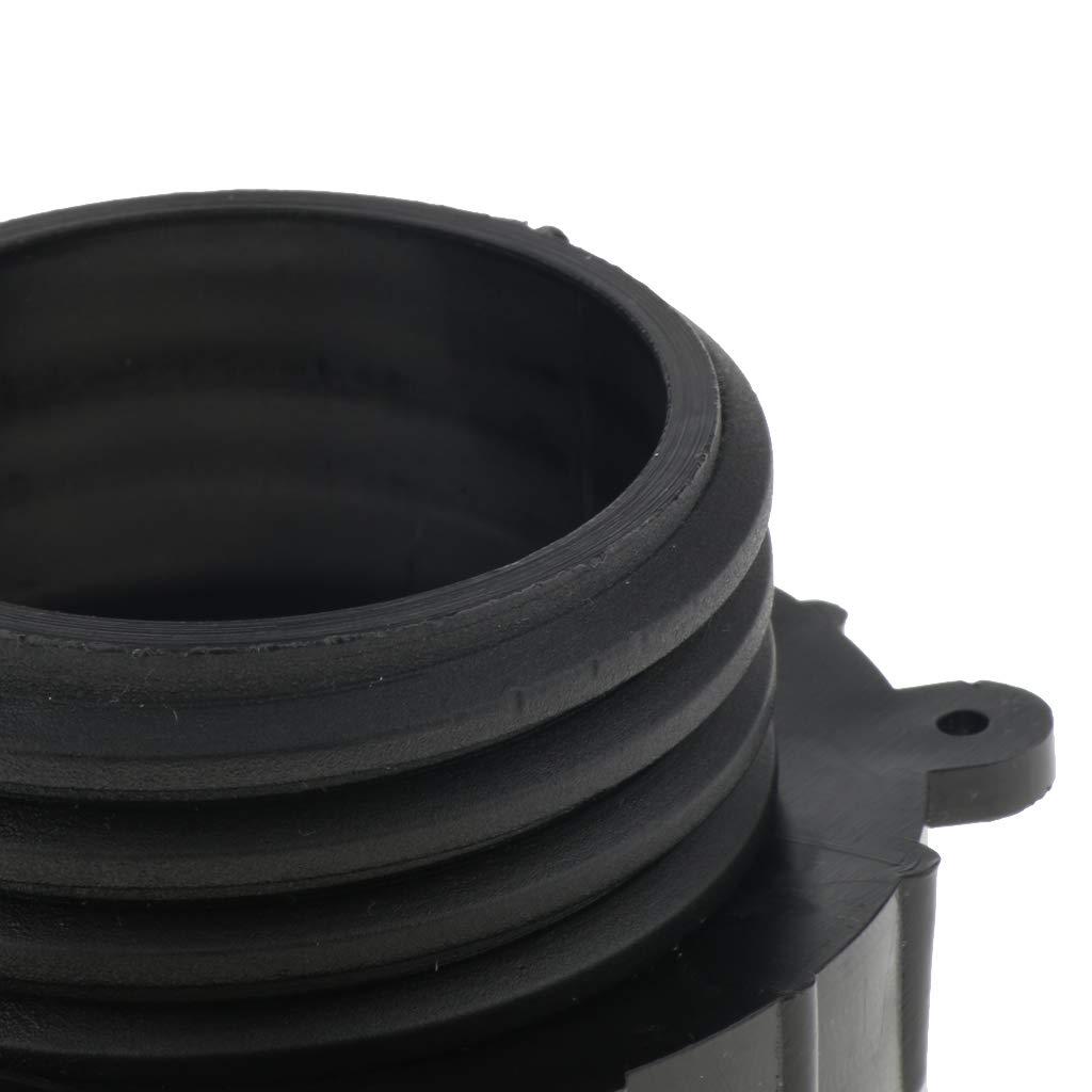yotijar 3X Black 2 IBC Fine Threads Adapter IBC Tote Tank Cap Male G Hose
