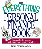 The Everything® Personal Finance Book, Peter Sander, 1580628109